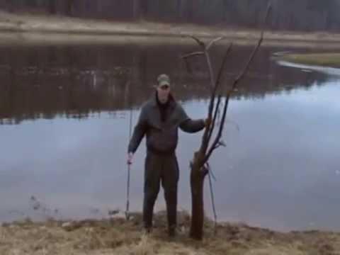 Ловля спиннингом в апреле.Fishing Spinning