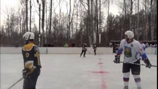 Хоккей. Думиничи - Хвастовичи. П1