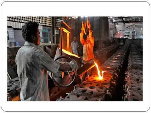 steel industries in India