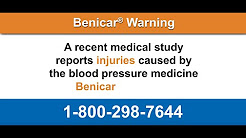 Benicar® Linked to Stomach Problems - 1-800-298-7644