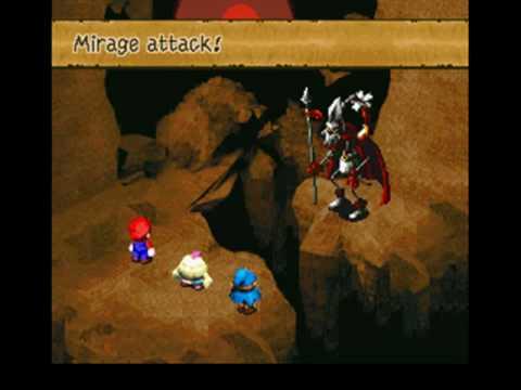 Super Mario RPG Bosses Quiz - By band97