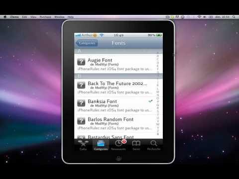 Changer Ecriture Iphone