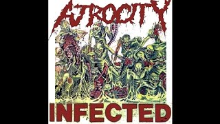 Atrocity(USA) - Infected (1990) FULL ALBUM YouTube Videos