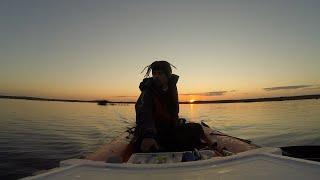 Как НЕ поймать и остаться ДОВОЛЬНЫМ?  Рыбалка на заповедном озере