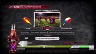 EURO 2012 GamePlay