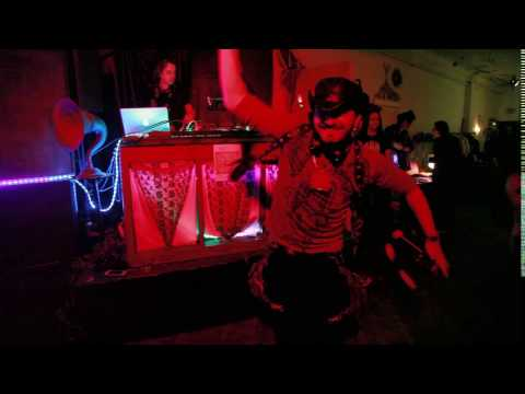Cirque du freakz promo video  feat. Lantz Lazwell & the Vibe Tribe (Feb. 6th 2016)