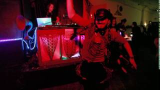 Cirque du freakz promo video  feat. Lantz Lazwell & the Vibe Tribe (Feb. 6th 2016)