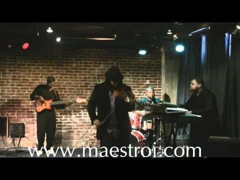 "Maestro J - ""Love On Top"" Live"