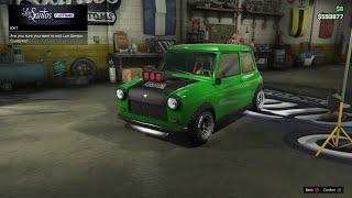 GTA5 Online-Mr Beans 400bhp Monster Mini