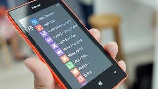 Nokia Lumia 530 Dual sim замена модуля LCD+Touch с рамкой, зависает сенсор(Китайские сенсоры глючат в новых прошивках 8.1, датчик приближения не работает, временное решение такое..., 2016-02-09T19:53:03.000Z)