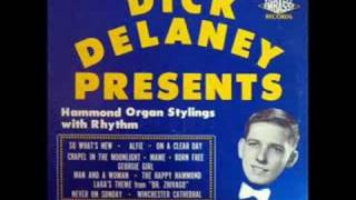 Dick Delaney - The Happy Hammond (by Dick Delaney)-1966