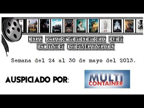 Cartelera de cine uruguaya - 24 al 30 de mayo 2013 - Rápidos y furiosos 6 / Una pistola en cada mano