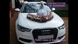 KERALA WEDDING CAR RENTAL