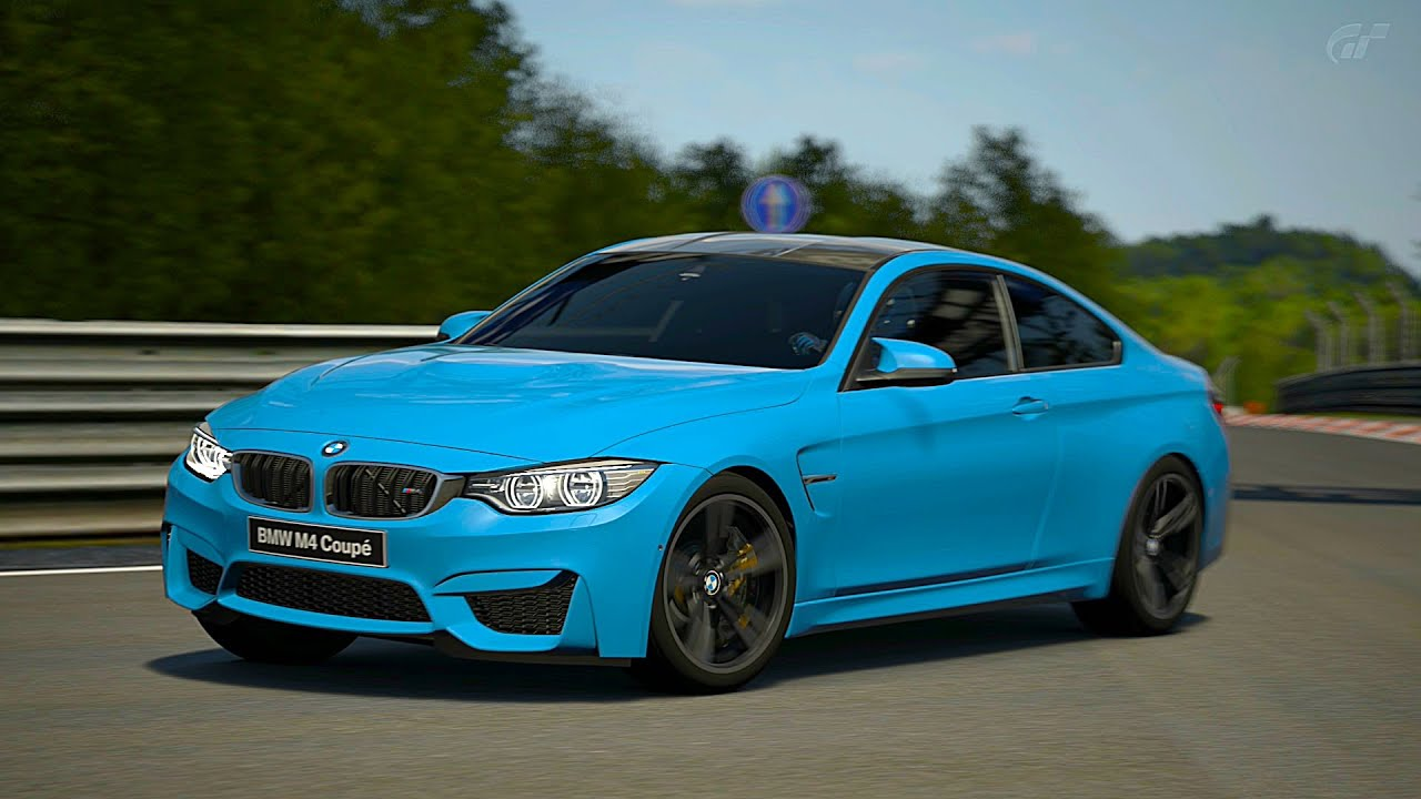 gran turismo 6 new bmw m4 coupe test drive on. Black Bedroom Furniture Sets. Home Design Ideas