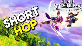 SHORT HOP CONSISTENTLY! | Smash Bros Ultimate | Mechanic Tips