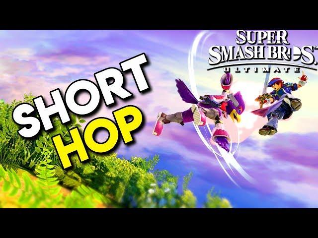 SHORT HOP CONSISTENTLY! | Smash Bros Ultimate | Mechanic Tips