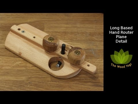 Long Based Hand Router Plane Best Detail - Woodworking Tool