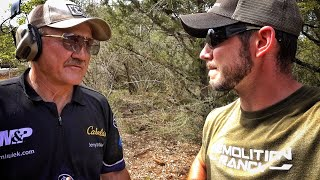 The 3-Gun Showdown!!! with Jerry Miculek