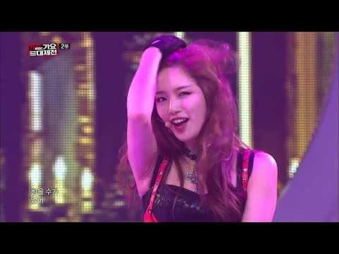 [가요대제전] miss A - Hush, 미쓰에이 - 허쉬, KMF 20131231