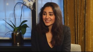 Golshifteh Farahani on turning ordinary life into poetry in 'Paterson'