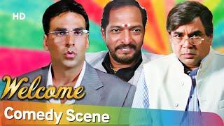 အကောင်းဆုံးဟာသဇာတ်လမ်းများ Superhit ဟာသရုပ်ရှင်ကြိုဆိုသည်။ Paresh Rawal - Akshay Kumar - Nana Patekar