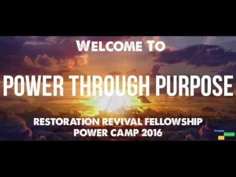 Power Camp 2016: Servant Leadership - David Lewin