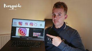 How To Post Oฑ Instagram From Computer (2020)