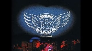 """1972"" ""Golden Country"", R.E.O. Speedwagon (Classic Cut)"