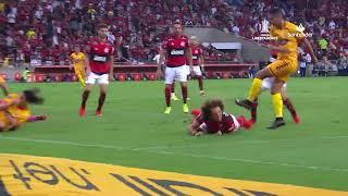 Flamengo vs. Barcelona SC [2-0] | RESUMEN | Semifinales | Ida | CONMEBOL Libertadores 2021