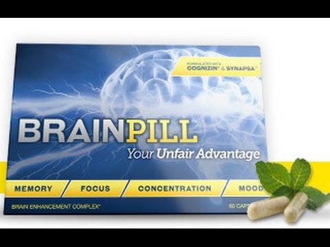 New Brain Pill