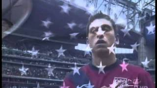 US Soccer - National Anthem from 2011 (CONCACAF Gold Cup)