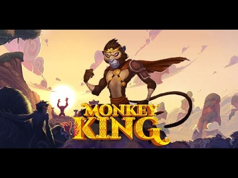 Monkey King - Reggie keeping wilds for an eternity