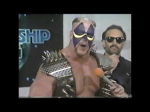 NWA World Championship Wrestling 8/30/86