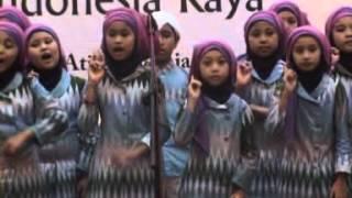 Bina Vokalia SD Al Firdaus Solo - Pergi Belajar