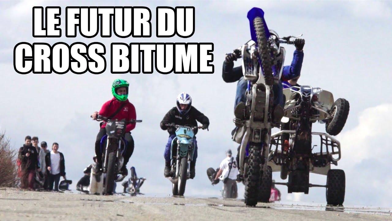 Enquête : Quel avenir pour le CROSS BITUME en France ? (feat. Dirty Riderz Crew)