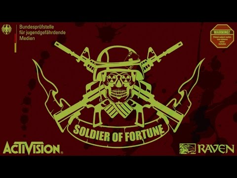 Soldier of Fortune (2000) Mission 1: Metro, New York (TSR1 & TSR2)