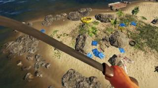 stranded deep-How to use cammands