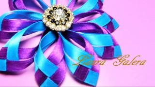 Flor en dos colores – Spañol
