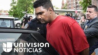 Él es Richard Rojas, sospechoso de arrollar bajo efectos de la droga a 23 personas en Times Square