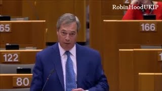 Nigel Farage has a message for Soros and the Polish people