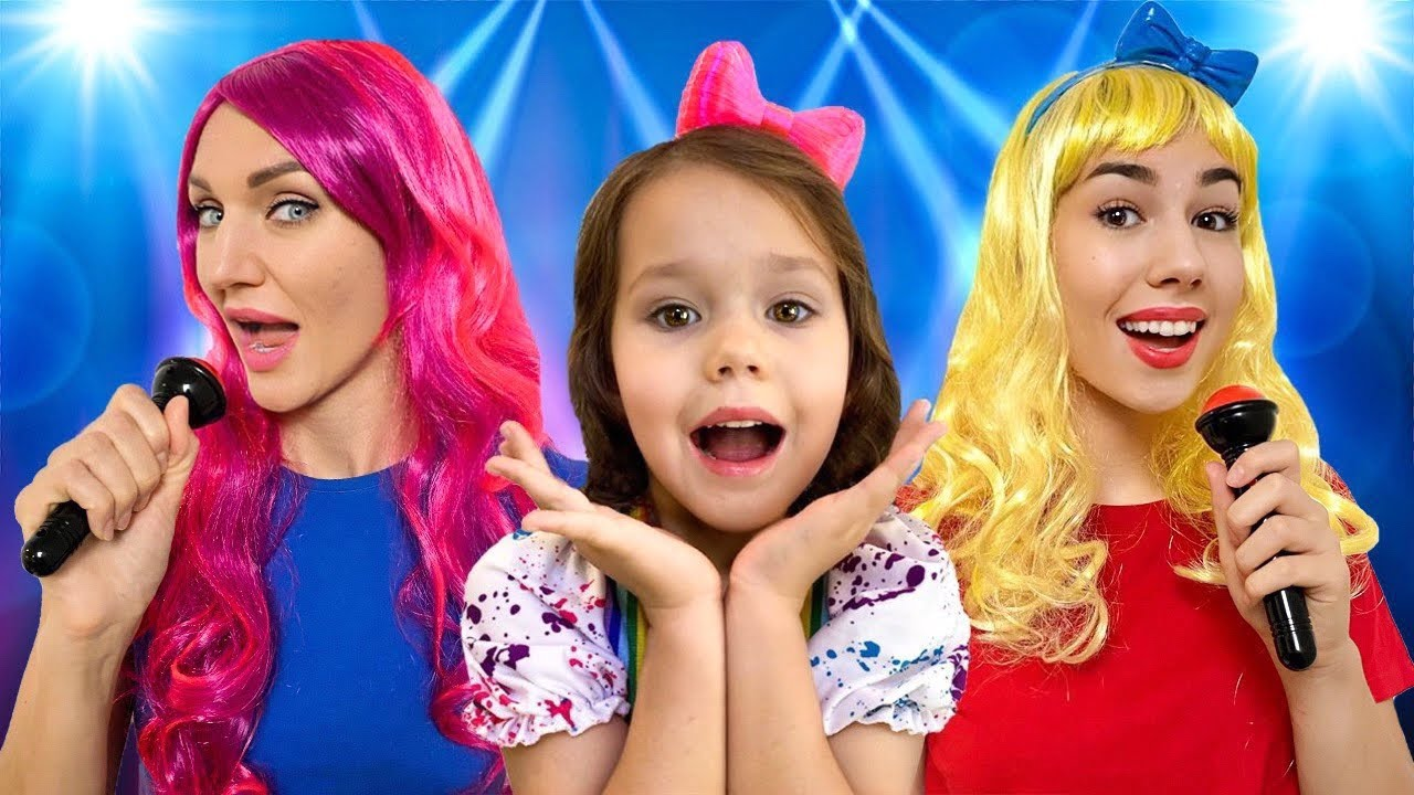 Hey Dana - La La Like - Kids Song (Official Video)