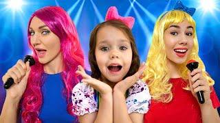 Hey Dana - La La Like - Kids Song (Official Video)
