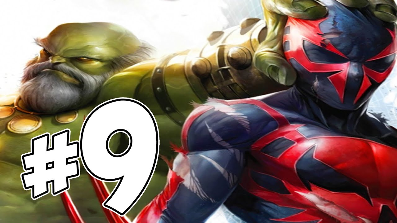 Spiderman 2099: Spider-Man 2099 Issue #9 Full Comic Review, Giveaway