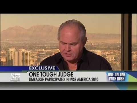 Rush Limbaugh Interview on Fox & Friends - Part 1