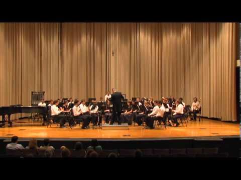 TN GSFTA - Wind Ensemble Finale - 2012