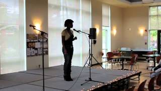 Cache Waters - Open Mic Night Spring