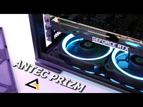 Antec Prizm 120 ARGB Kit - Antec RGB Fans and LED kit Review