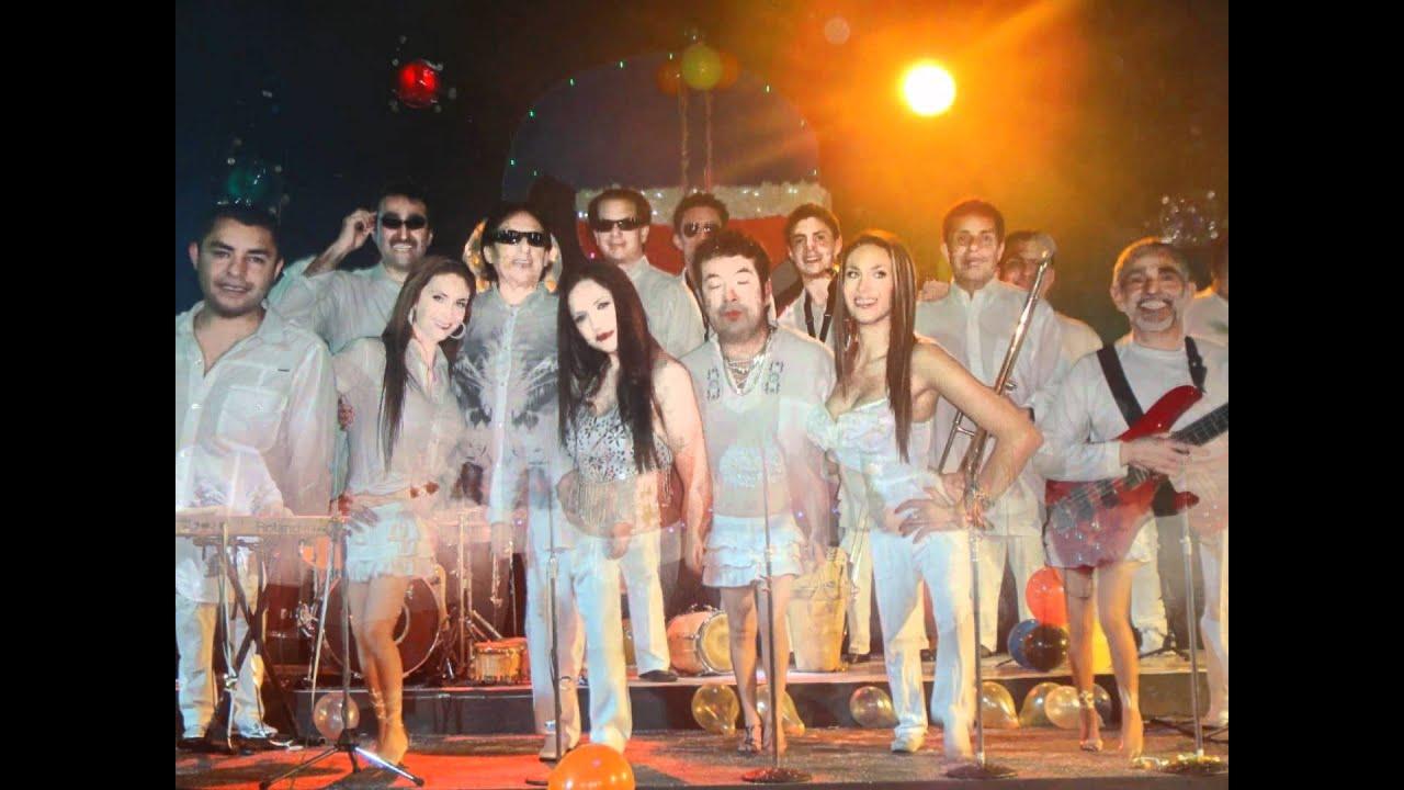 mix- Los 8 de Colombia2012