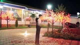 Огненное шоу на свадьбу в Иваново