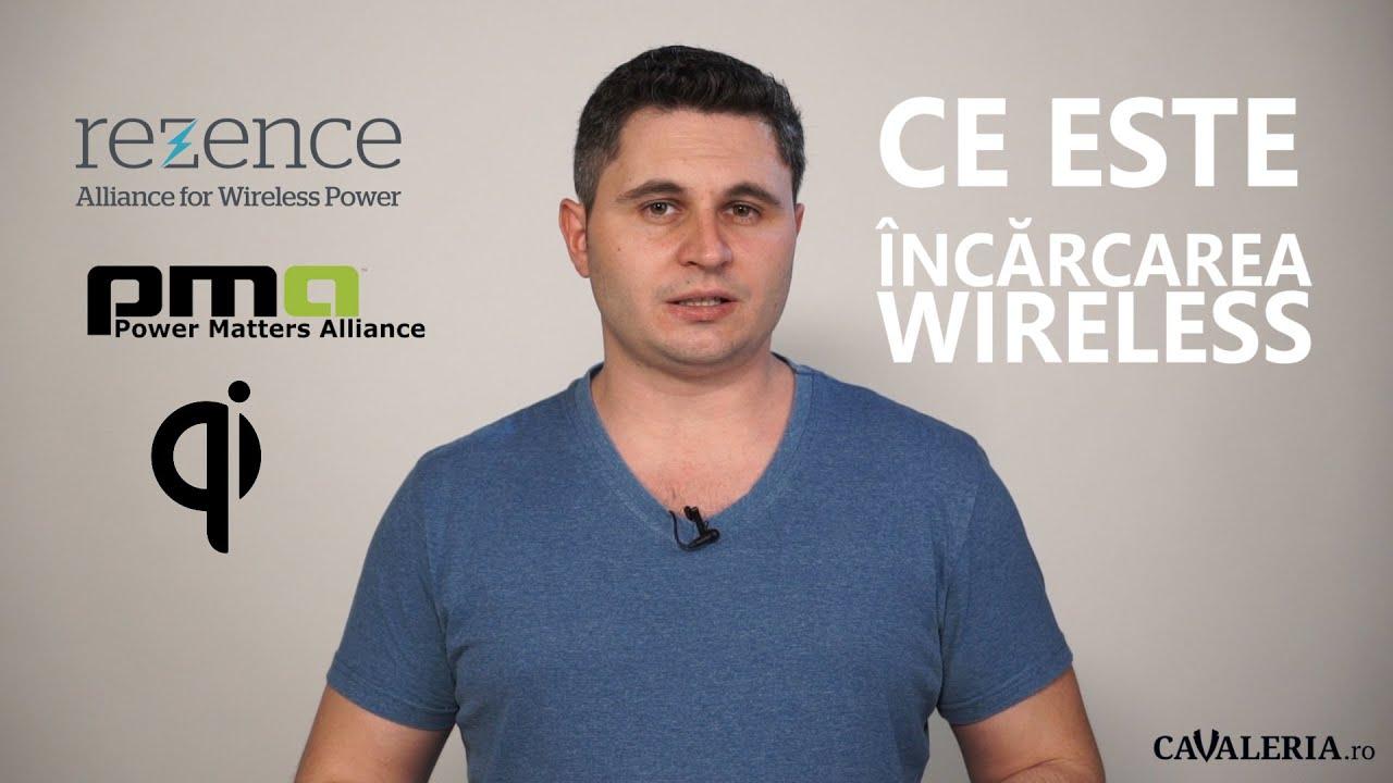 Ce este și cum funcționează încărcarea wireless - Cavaleria.ro